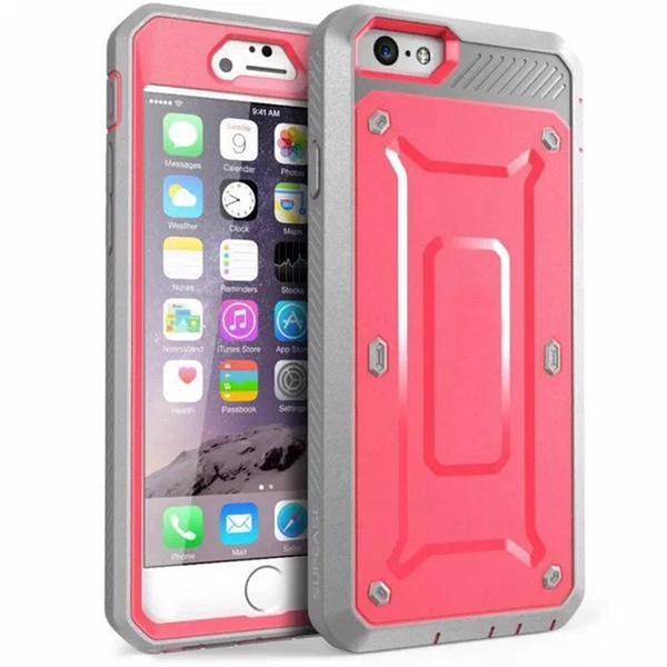 harga Iphone 6+/6 plus supcase bumper future armor hard+soft case holster Tokopedia.com