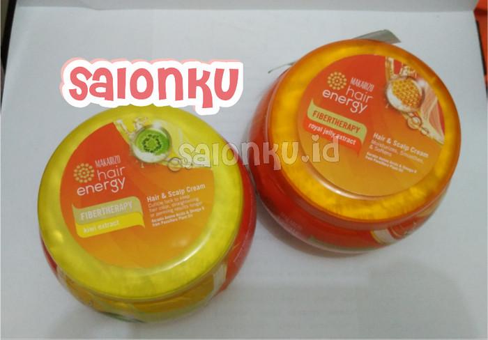 Makarizo Hair Energy Creambath Royal Jelly Extract Sachet 30 Gr Source · Makarizo Hair Energy Fibertherapy Royal Jelly Kiwi 500gr