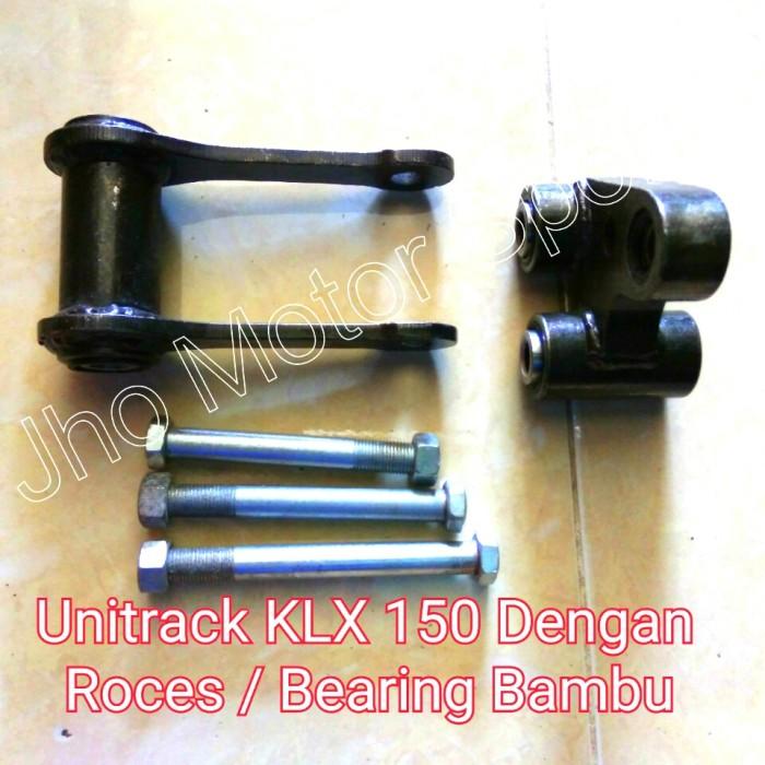harga Unitrack klx 150 dengan bearing bambu Tokopedia.com