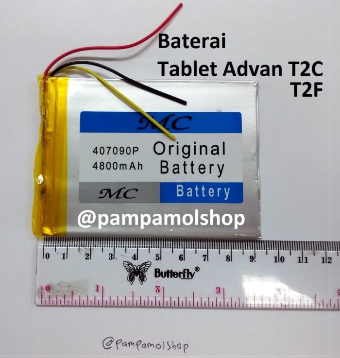 harga Baterai tablet advan t2f original china | tab 95cm x 7cm 95 cm x 7 Tokopedia.com