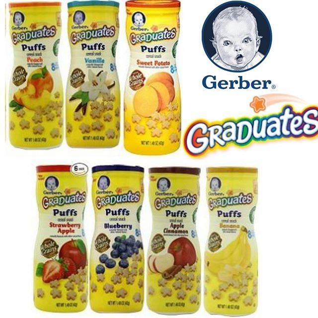 Foto Produk gerber graduates puff / makanan bayi / snack bayi dari Kaykiya BabyShop