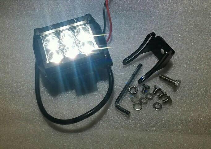 harga Lampu sorot lampu tembak mobil motor offroad cree 18w waterproof Tokopedia.com
