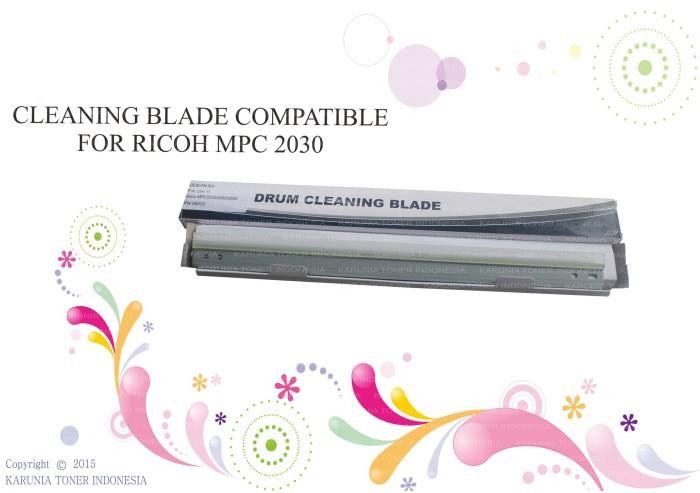 harga Cleaning blade compatible for ricoh mpc 2030 berkualitas Tokopedia.com