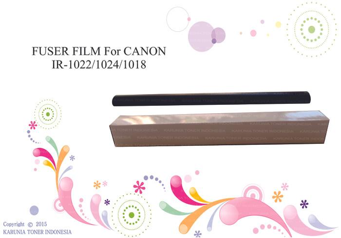 harga Fuser fixing film compatible for canon ir-1022 / 1024 / murah Tokopedia.com