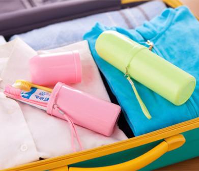 Tabung Tempat Sabun Shampo Pasta Gigi Sikat Gigi Travel Murah