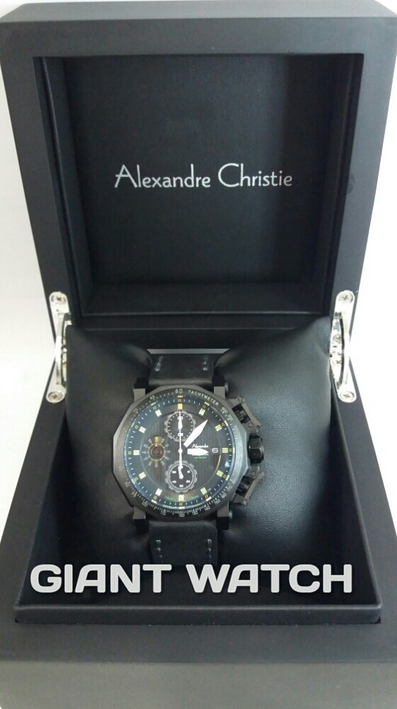 harga Alexandre christie night vision 9213 nmc / pria / black / leather Tokopedia.com