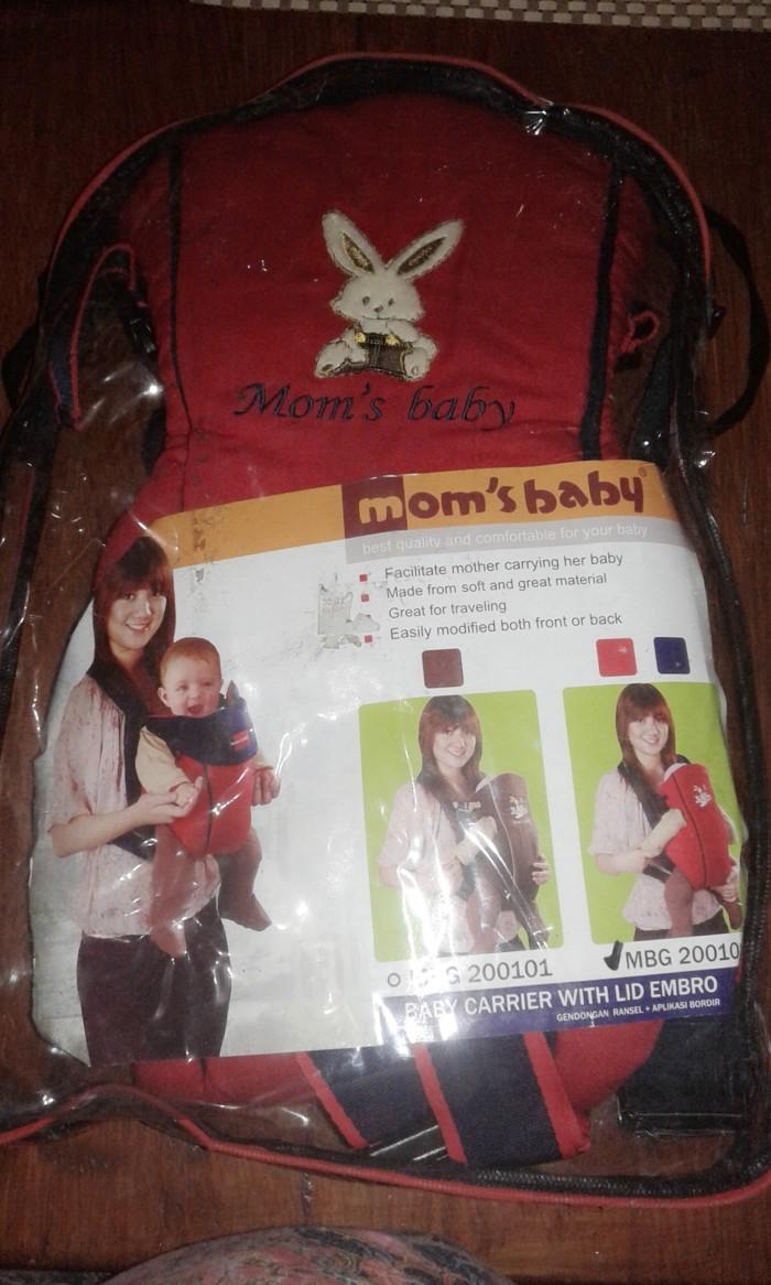 Jual Gendongan Bayi Kangguru Mom S Baby Kab Sidoarjo Aliya Baby Shop
