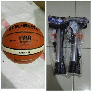 harga Bola basket pu molten gg7x size 7 + pompa besi Tokopedia.com