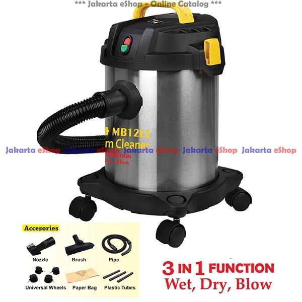 Info Mesin Vacuum Cleaner Travelbon.com