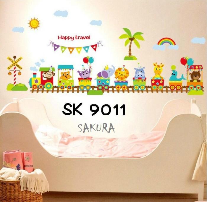 jual wallsticker /wallsticker anak / sk9011 - kota malang - sakura
