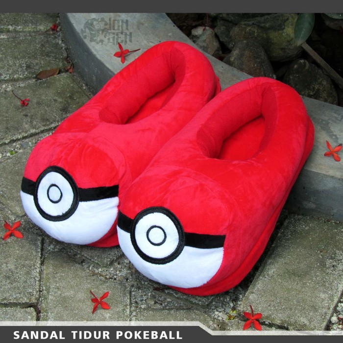 harga Sandal tidur pokeball anime pokemon Tokopedia.com