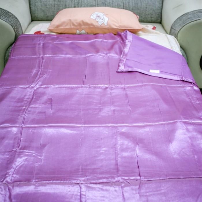 Dixon Selimut Dewasa 150x200 Satin Purple -Ungu