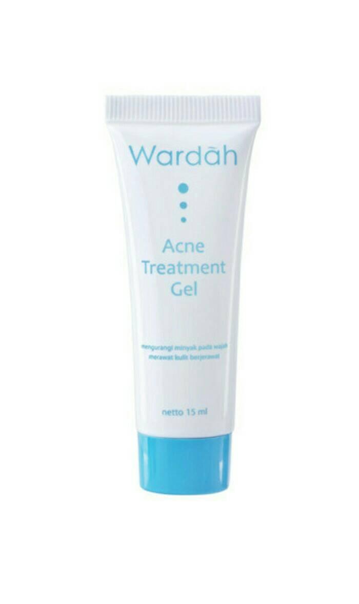 Info Wardah Acne Treatment Gel Travelbon.com