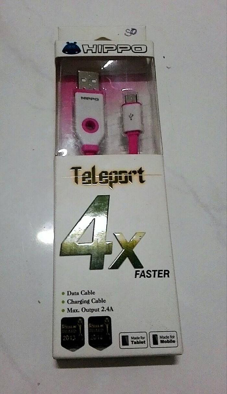 harga Kabel usb hippo 4x faster Tokopedia.com