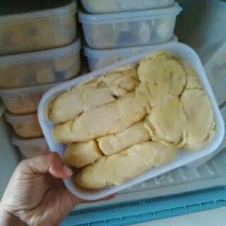 durian kupas asli medan