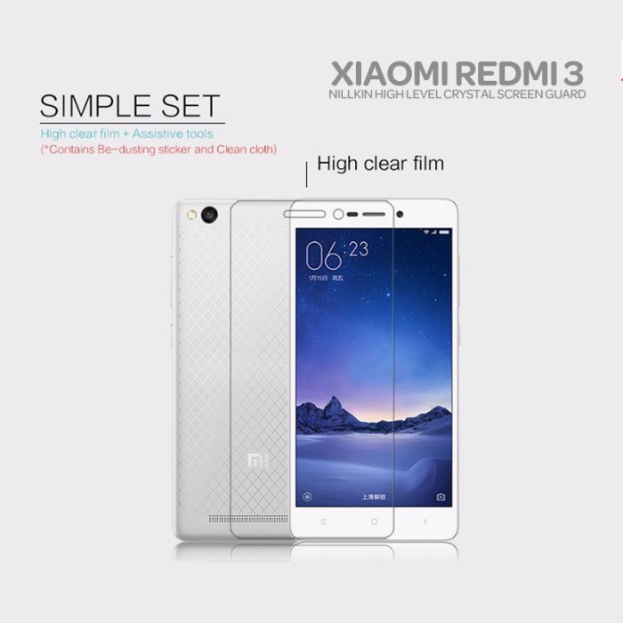 Info Xiaomi 3 Pro Travelbon.com