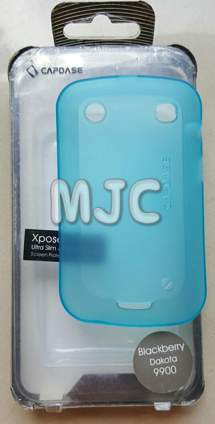 Harga Jual Blackberry 9900 Dakota Termurah 2018 Tang Ampere Fluke 376 With Ifex Capdase Cek Di Xpose Soft Jacket Montana 9930 Biru Tokopediacom