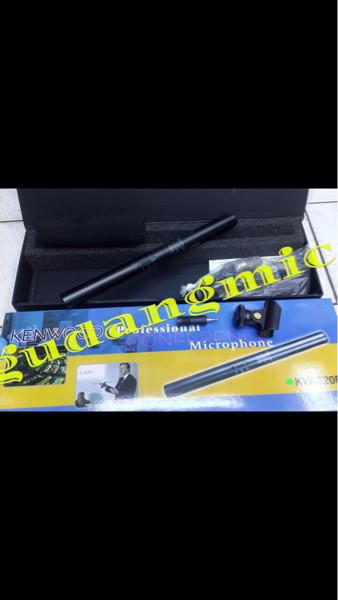 harga Mic kondensor kenwood kw 320 shotgun Tokopedia.com