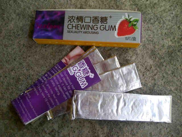 jual obat perangsang wanita permen karet sex love chewing gum
