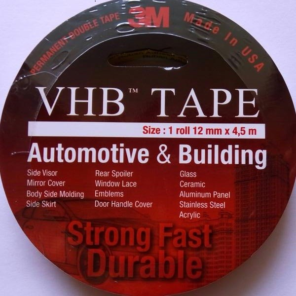 Jual Perekat 3m Original Permanent Double Tape Untuk Variasi Mobil Jakarta Barat Car Set Paradise Tokopedia