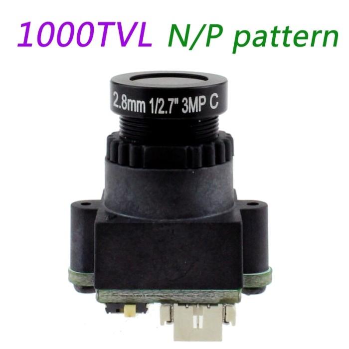 harga Fpv mini digital video kamera fpv-1000tvl pola 2.8mm 3mp 5v Tokopedia.com