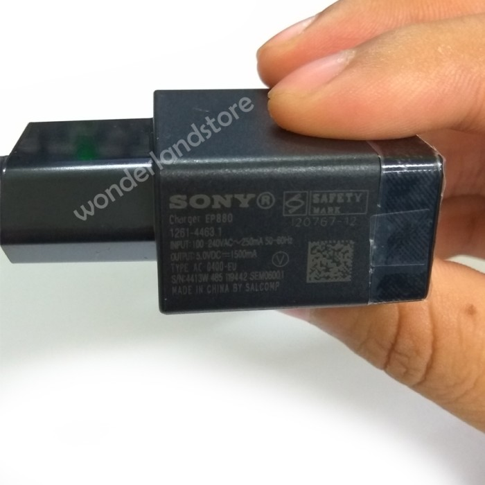 Ec 803 Kabel Data Original 100percent Source · Quick Charger Sony EP880 with .