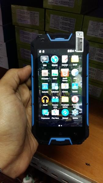 Jual Handphone Hp Brandcode B6s Outdoor Ram 512mb Internal