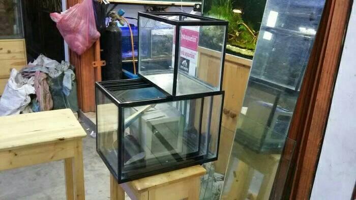 harga Aquarium triset size m Tokopedia.com