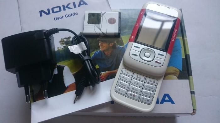 Foto Produk Nokia 5300 XpressMusic / Xpress Music Red dari beauties