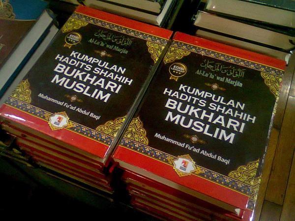harga Buku kumpulan hadits shahih bukhari muslim - muhammad fu'ad abdul baqi Tokopedia.com