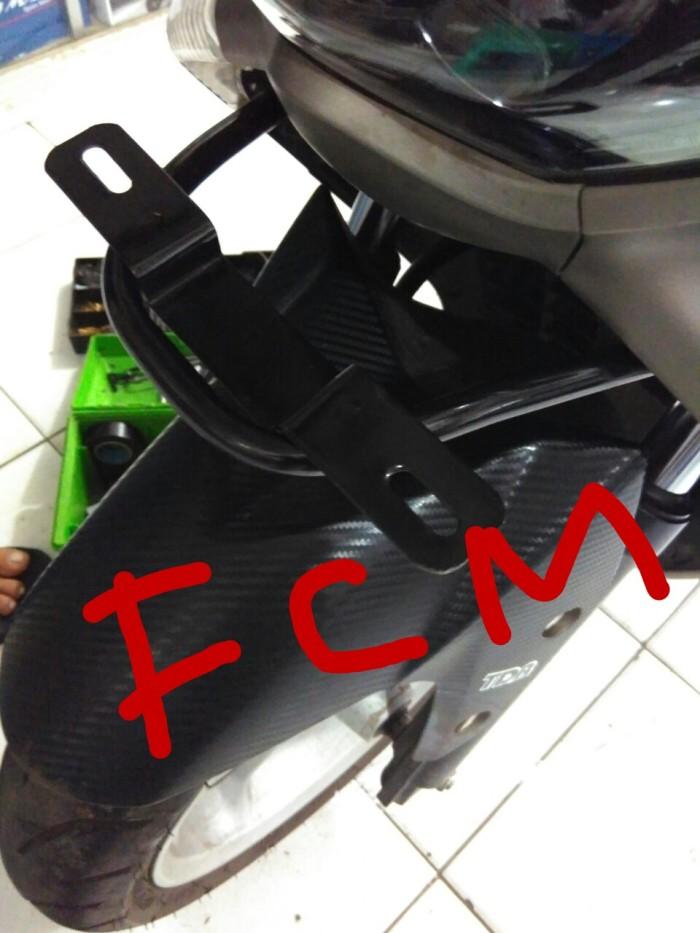 harga Dudukan Plat Nomor Yamaha Nmax Tokopedia.com