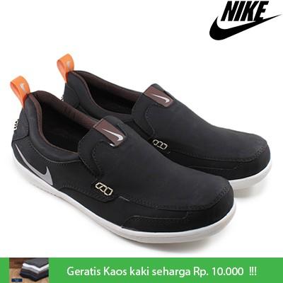 harga Sepatu pria casual santai nike nevada slop grade original termurah #2 Tokopedia.com