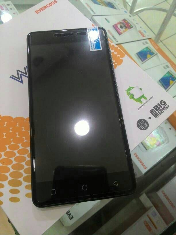 harga Evercoss r50b winner y2 power 5 inch ram 1gb big battery 4350mah Tokopedia.com