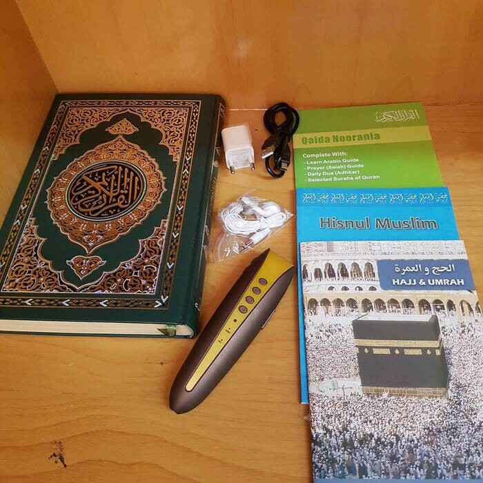 harga Buku digital al-quran pq25 / buku digital alquran pq25 Tokopedia.com