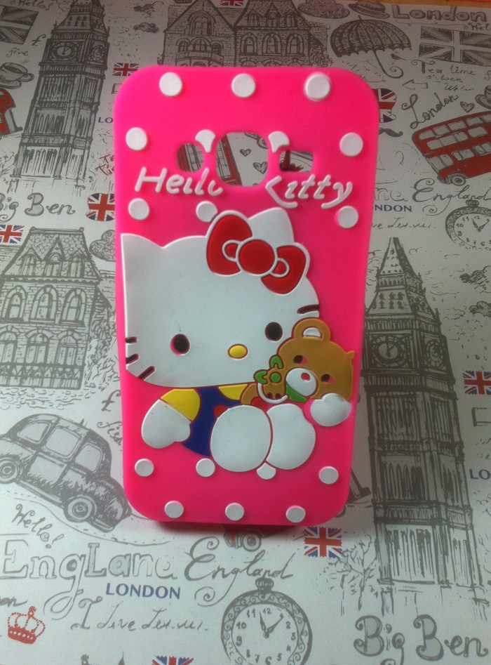 Harga Samsung Galaxy J5 3d Cartoon Hello Kitty 1 Soft Silicon Back Case Tokopedia