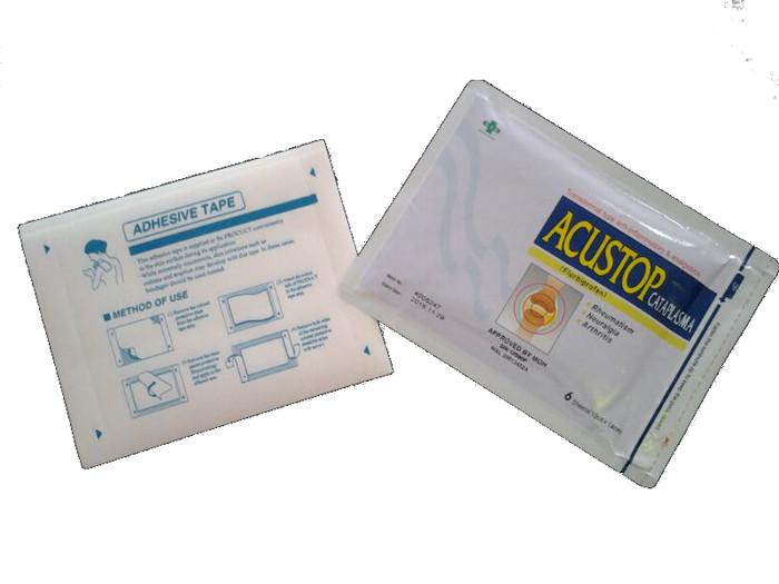 harga Acustop cataplasma ( koyo ) Tokopedia.com