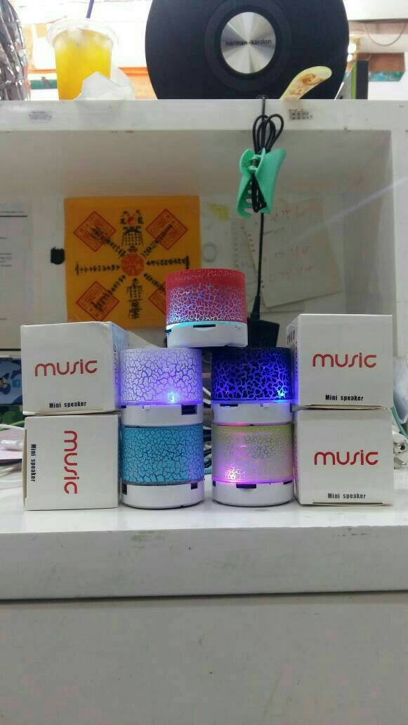 harga Speaker mp3 mini bluetooth nyala Tokopedia.com