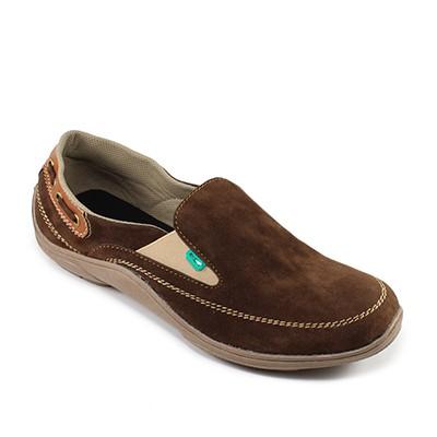 harga Sepatu pria slip on santai kickers crocodiles grade original murah #1 Tokopedia.com