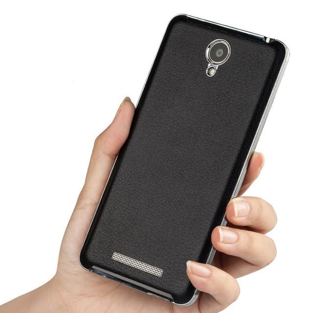 ... Casing Kulit Back Case Cover Leather Case Xiaomi Redmi Note 2 Prime