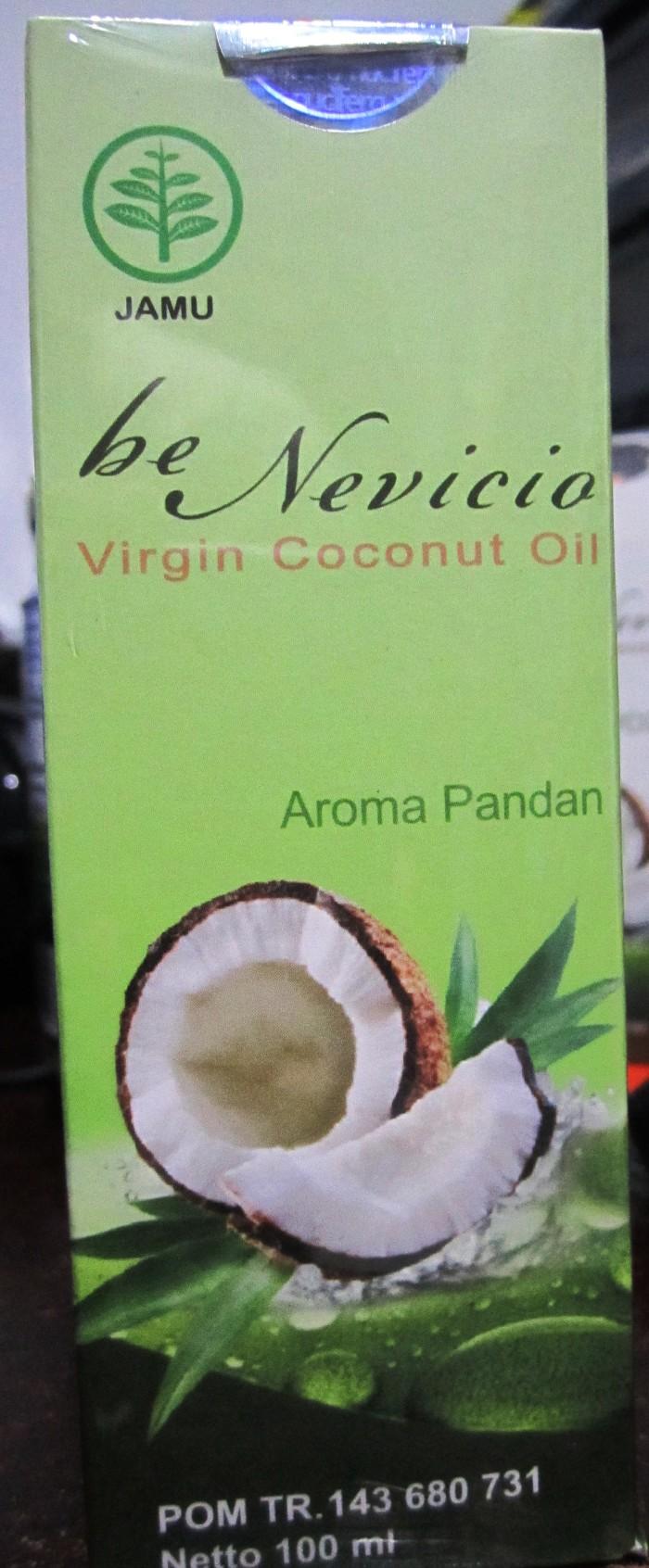 Jual Vco Virgin Coconut Oil Tokopediacom Cek Harga Di Lemonilo 100 Organic Extra 250 Ml Be Nevicio Minyak Kelapa Murni Aroma Pandan100m