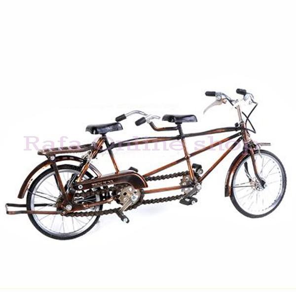 harga Miniatur sepeda tandem bonceng dua Tokopedia.com