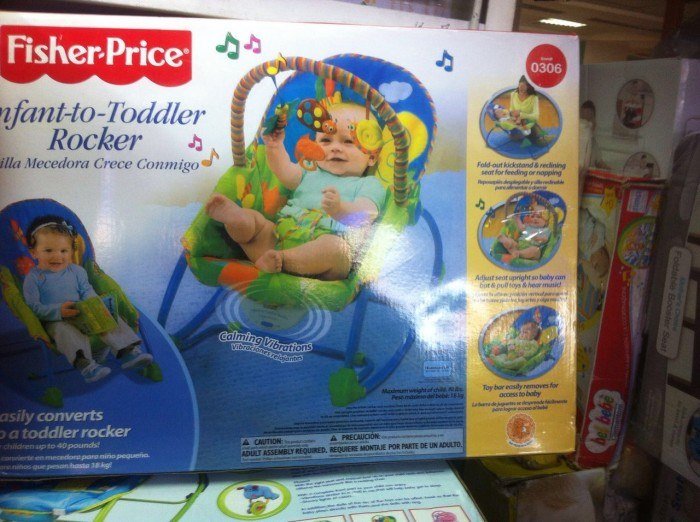 harga Bouncer fisher price rocker infant to toddler Tokopedia.com