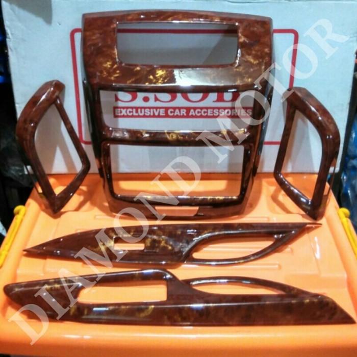 harga Panel wood all new avanza 9pc Tokopedia.com
