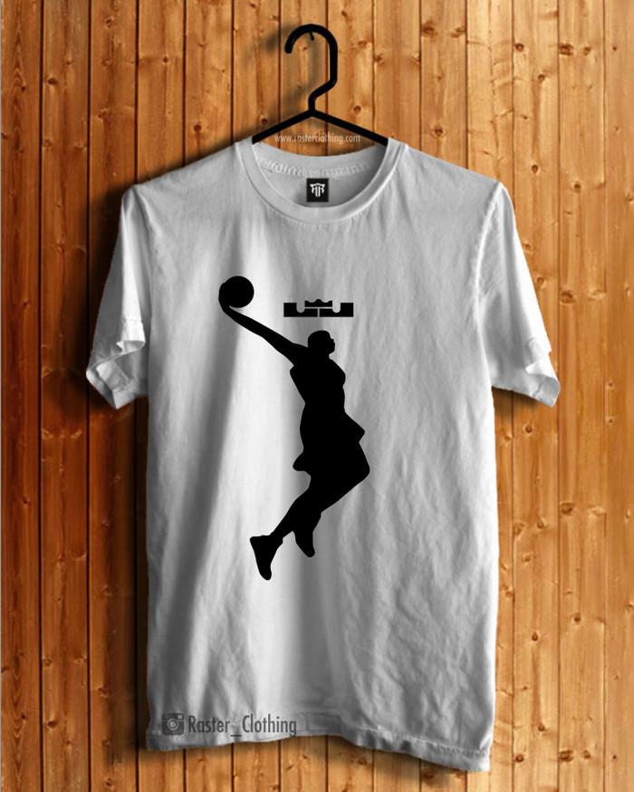 harga Jersey / kaos distro basket / lebron james / nba / ibl /dbl Tokopedia.com