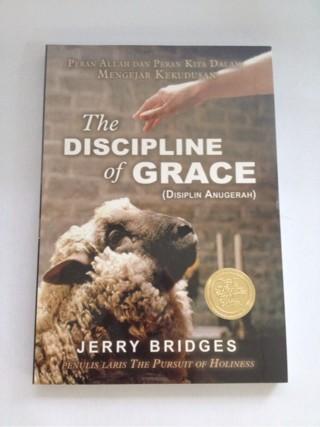 Foto Produk The Discipline of Grace - Jerry Bridges dari CV Pionir Jaya