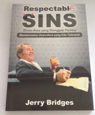 harga Respectable sins - jerry bridges Tokopedia.com