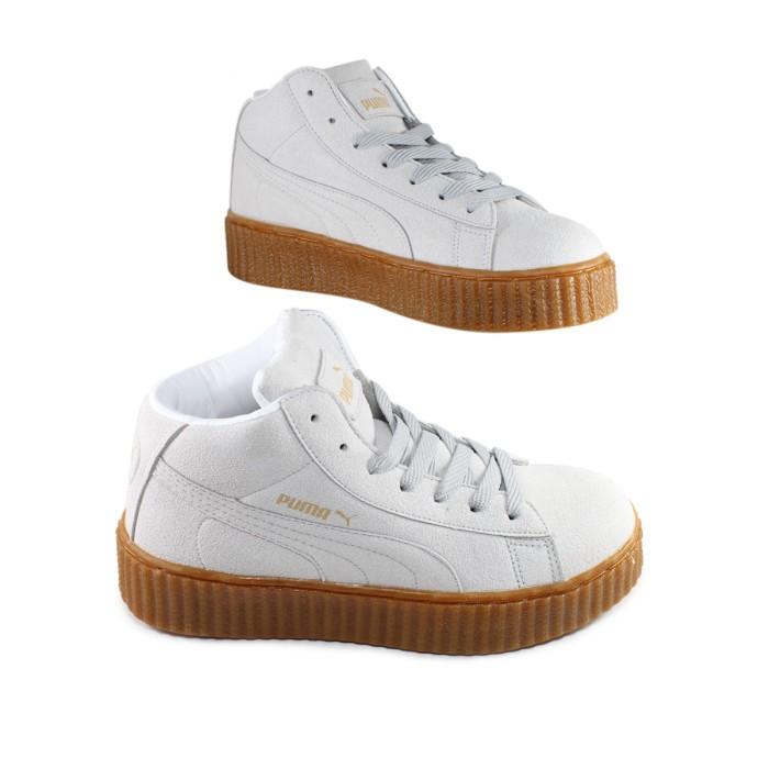 Sepatu Wanita Casual Sneakers Puma Rihana Made In Vietnam Termurah  7 183b10797e
