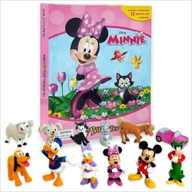 harga My busy book disney minnie mouse Tokopedia.com