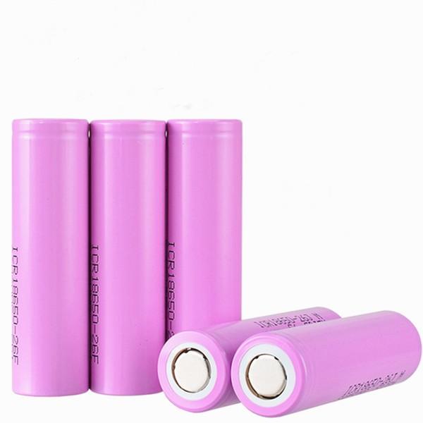 harga Battery hame 3.7v 2200mah - flat top - baterai vapor / batre 18650 Tokopedia.com