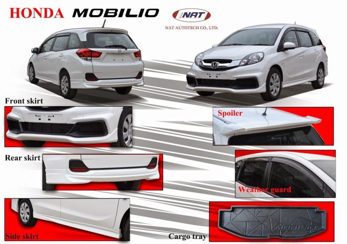 Jual Bodykit Honda Mobilio Rs Mugen Tipe S E Dki Jakarta